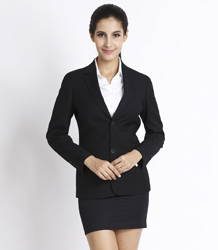 Business short skirt P7B02-1